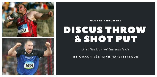 A Collection of Discus Throw and Shot Put Analysis