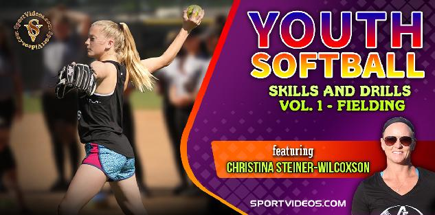 Youth League Softball Skills and Drills Vol. 1 - Fielding featuring Coach Christina Steiner-Wilcoxson