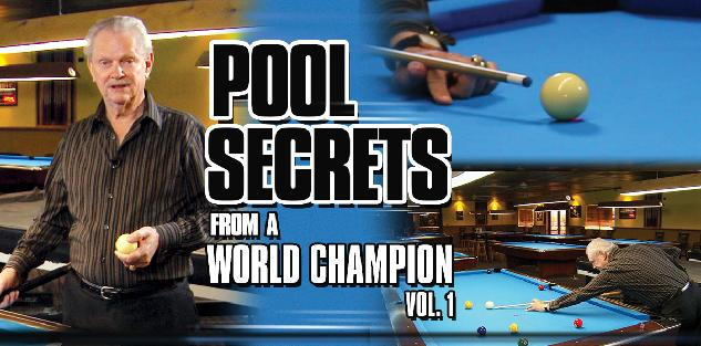 Pool Secrets from a World Champion Part 1 featuring Ray Martin