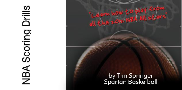NBA Skill Development Drills Playook by Tim Springer