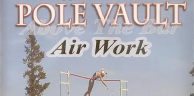 Pole Vault Air Work