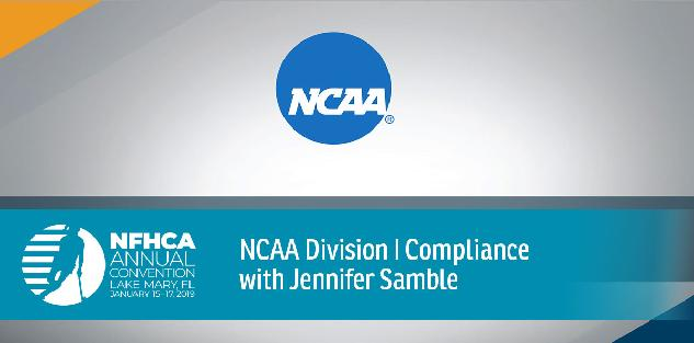 NCAA Division I Compliance