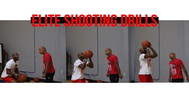 NBA Level Shooting Drills