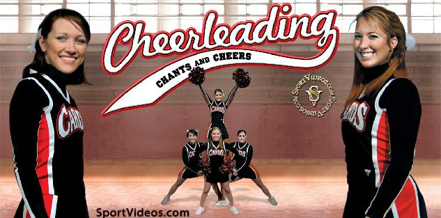 Cheerleading Chants and Cheers featuring Coach Linda Rae Chappell