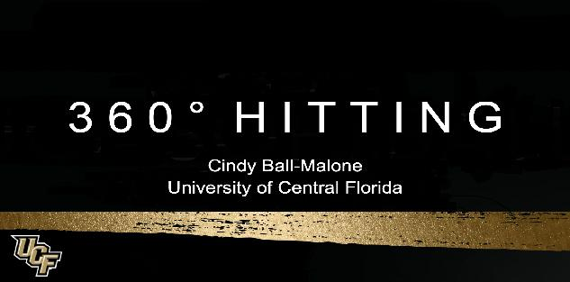 360º Hitting with Cindy Ball-Malone