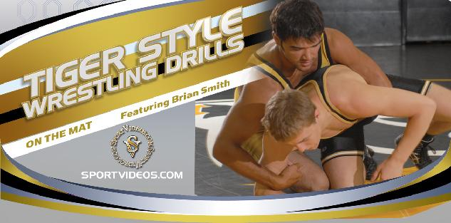 Tiger Style Wrestling Drills - On the Mat featuring Coach Brian Smith