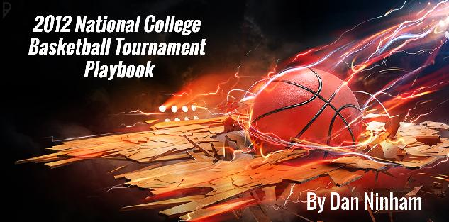 2012 National College Basketball Tournament Playbook