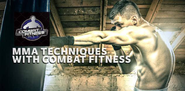 MMA Techniques with Combat Fitness