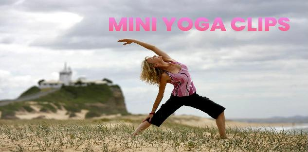FREE Mini Yoga Clips