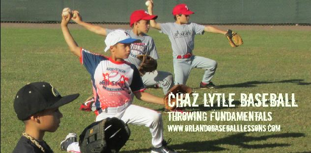 Throwing Mechanics with Chaz Lytle