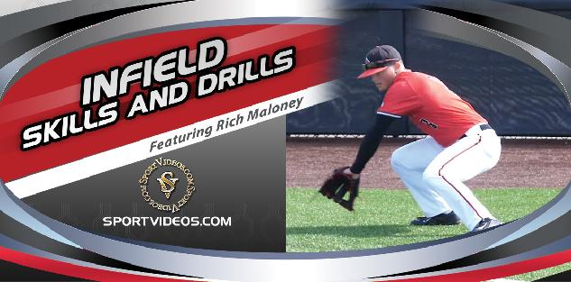 Infield Skills and Drills featuring Ball State University Head Baseball Coach Rich Maloney