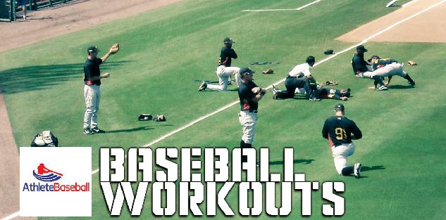 Baseball Workouts