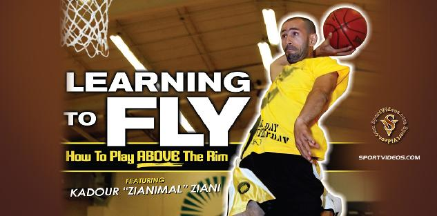 Learning to Fly - How to Play Above the Rim featuring Kadour Ziani