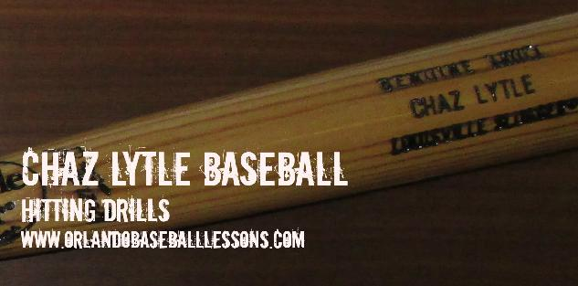 Hitting Fundamentals from Chaz Lytle, MiLB Pittsburgh PIrates Batting Title Champ