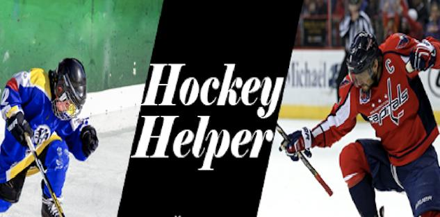 Hockey Helper - Ilya Makarov