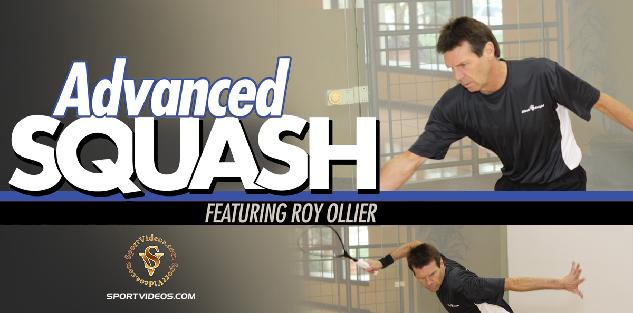 Advanced Squash featuring Coach Roy Ollier