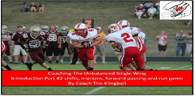 The Unbalanced Single Wing Offense - Part 2-4
