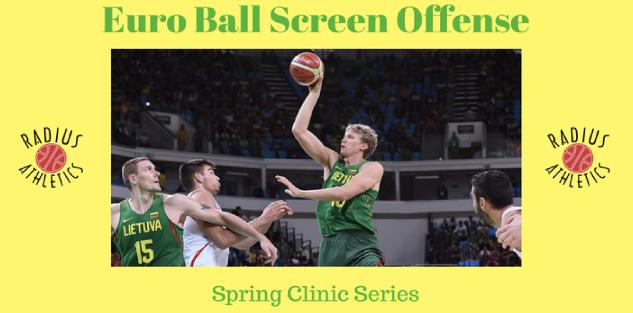 Euro Ball Screen Offense Clinic