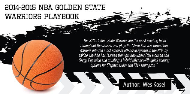 NBA Golden State Warriors Quick Hitters Playbook