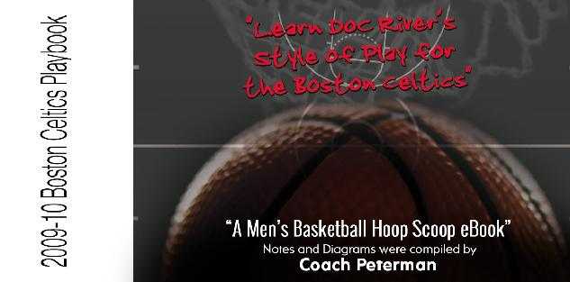 "Boston Celtics 2009-2010 Basketball Playbook: ""Learn Doc Rivers Style of Play for the Boston Celtics"""