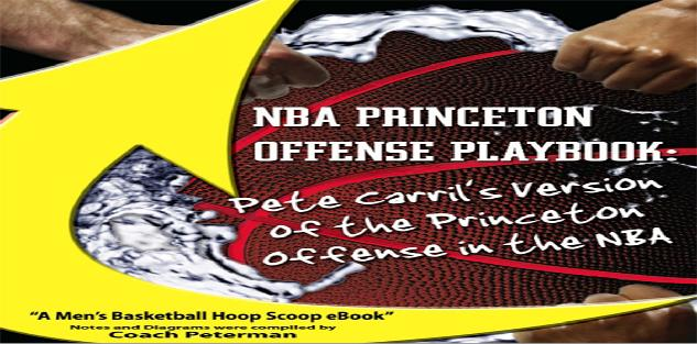 NBA Princeton Offense Playbook: Learn the Princeton Offense from the NBA