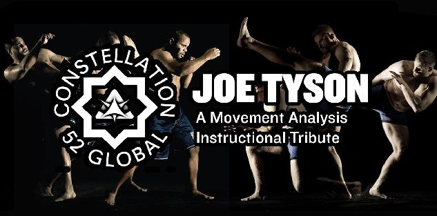 Joe Tyson: Master MMA with the Crew at Constellation 52 Global