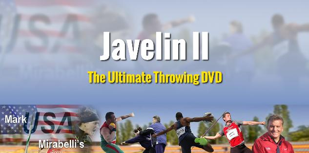 Javelin II: The Ultimate Throwing DVD