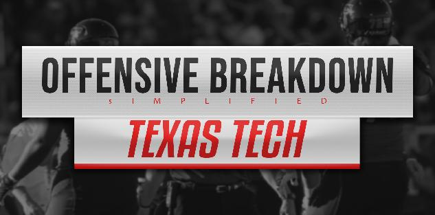 Texas Tech Offensive Breakdown