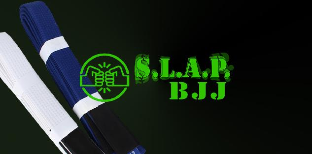 S.L.A.P. BJJ – White to Blue Belt