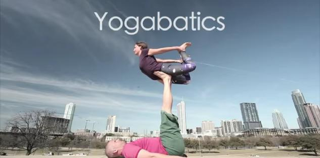 Intro to AcroYoga: Basing, Flying & Spotting