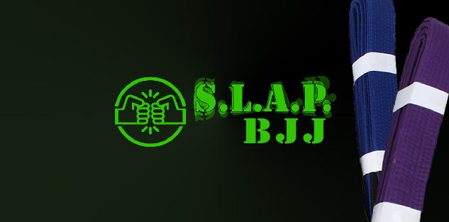 S.L.A.P. BJJ – Blue To Purple Belt