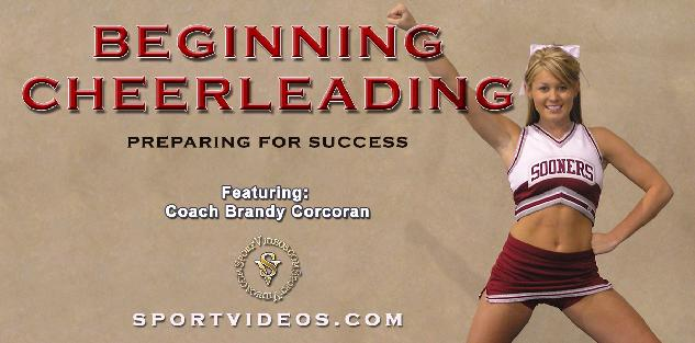 Beginning Cheerleading featuring Coach Brandy Corcoran