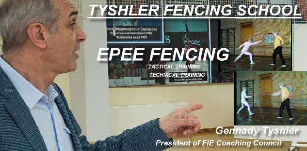 Training of a Champion: Epee Fencing
