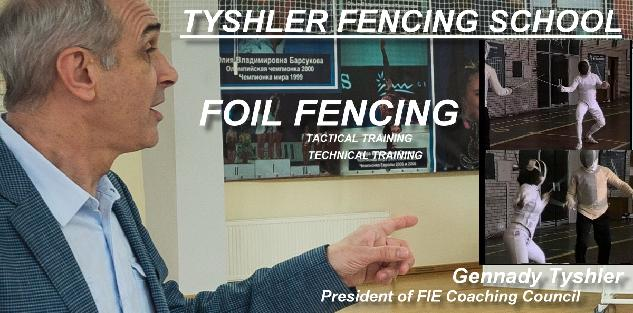 Training of Champion: Foil Fencing