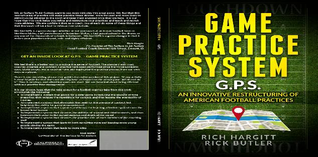 Game Practice System (eBook): An Innovative Restructuring of American Football Practices