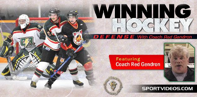 Winning Hockey Defense featuring Coach Red Gendron