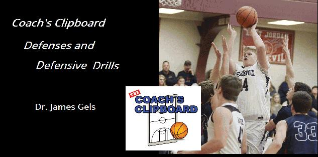Coach`s Clipboard Basketball Defenses and Defensive Drills download