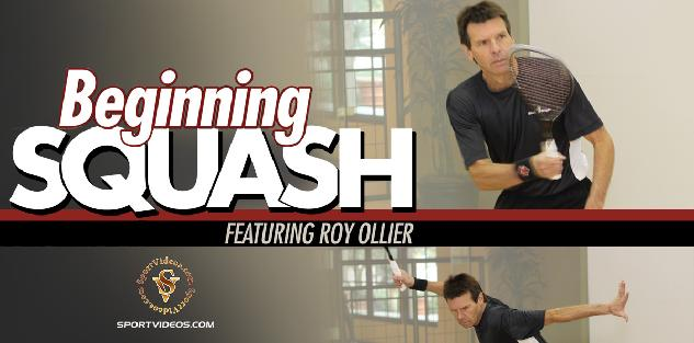Beginning Squash featuring Coach Roy Ollier