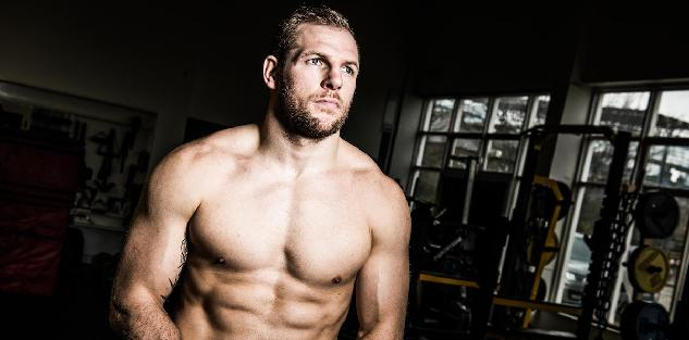 Get RugbyFit with James Haskell