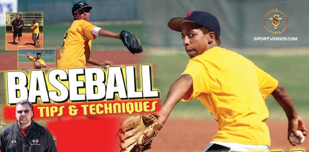 Baseball Tips and Techniques featuring Coach Tom Waddell