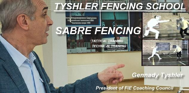 Training of Champion: Sabre Fencing