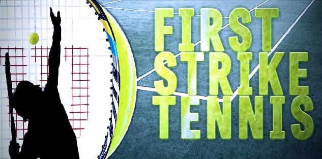First Strike Tennis