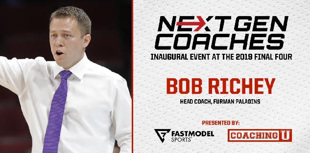 Bob Richey, Furman Head Coach: NextGen Coaches Inaugural Event