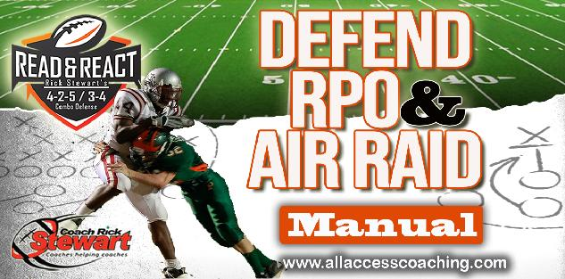 Pattern Reading, Pass Protections, Air Raid, and RPOs