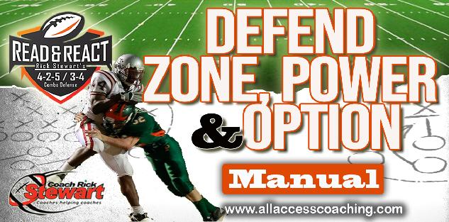 Defend Zone, Power, & Option Blocking Schemes