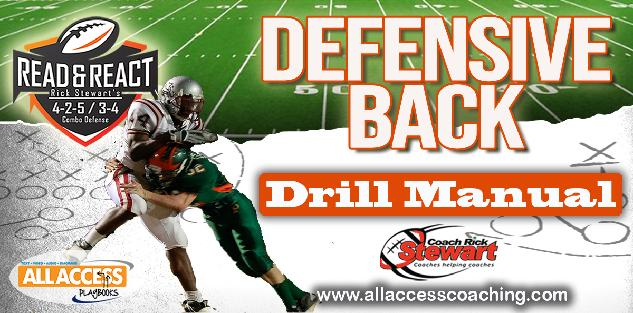 Defensive Back Drill & Technique Manual