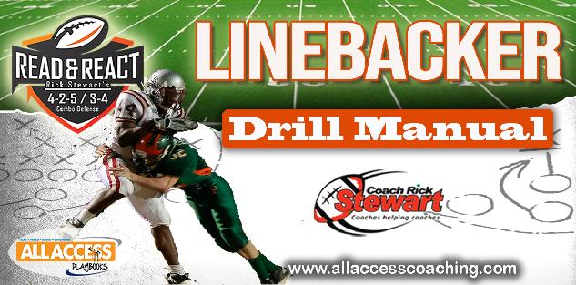 Linebacker Drill & Technique Manual