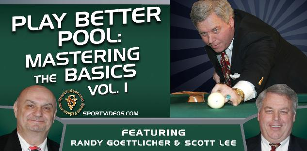 Play Better Pool Mastering the Basics