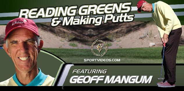 Reading Greens and Making Putts featuring Coach Geoff Mangum