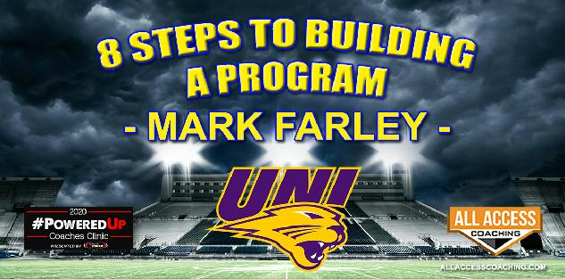 8 STEPS TO BUILDING A PROGRAM-MARK FARLEY